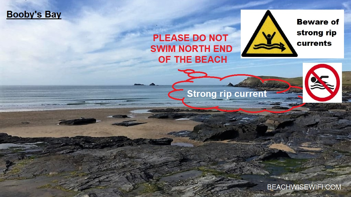 Boobys-Bay-Do-not-swim-north-end-of-the-bay-strong-rip-current