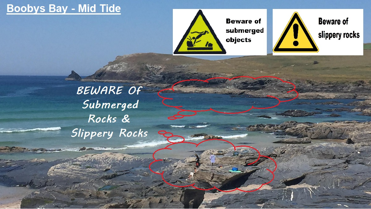Boobys-Bay-mid-tide-beware-of-submerged-and-slippery-rocks